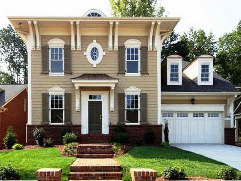 Exterior House Paint Colors – Fantastic Colors For Your House Decor