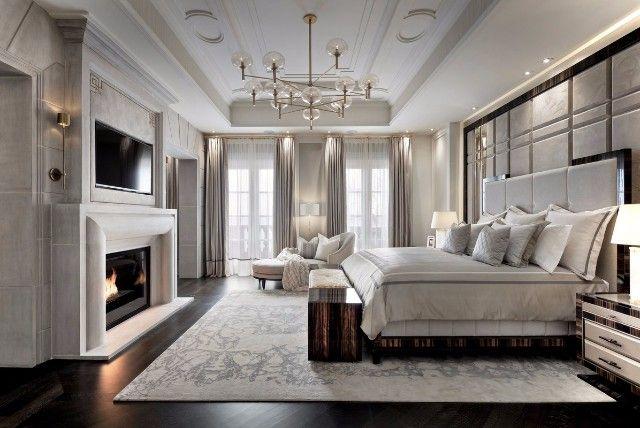 How to Design a Luxury Bedroom
