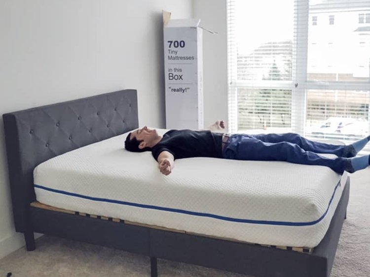 Your Choice of Mattress and your Sleep