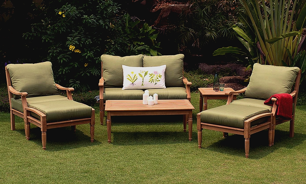 How you can Take Care Of Your Teak Garden Furniture