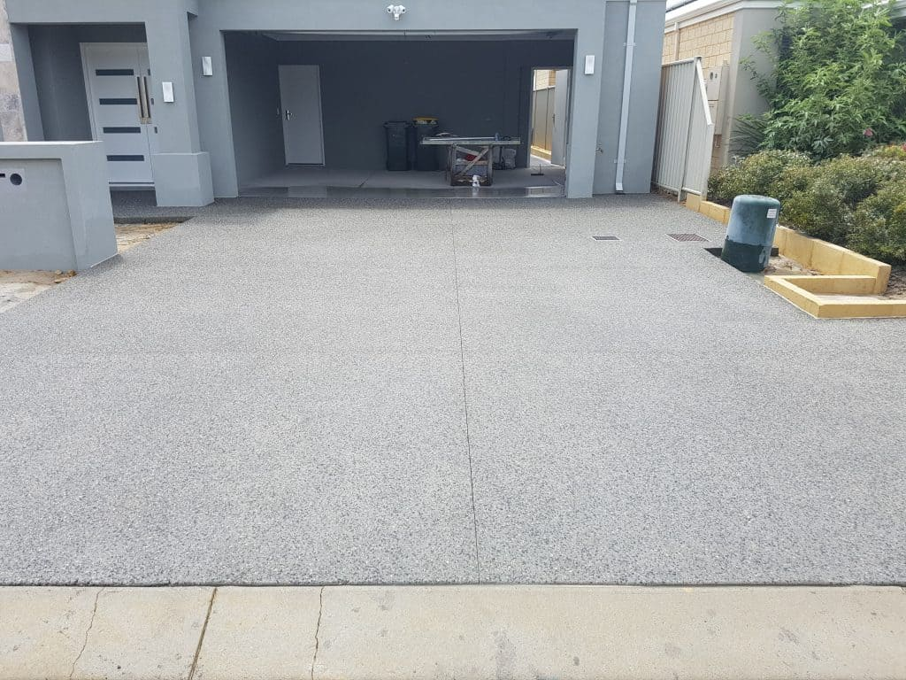 The Many Advantages of Using Exposed Aggregate Concrete