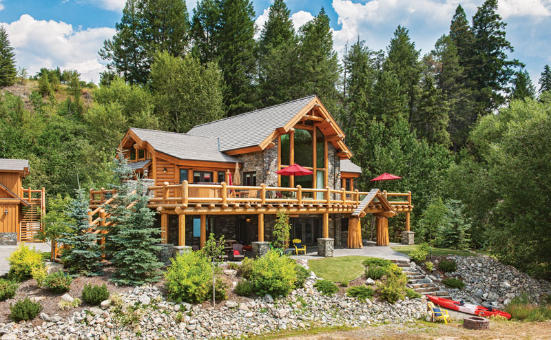 5 Reasons to Why You Should Prefer Living in a Log Home