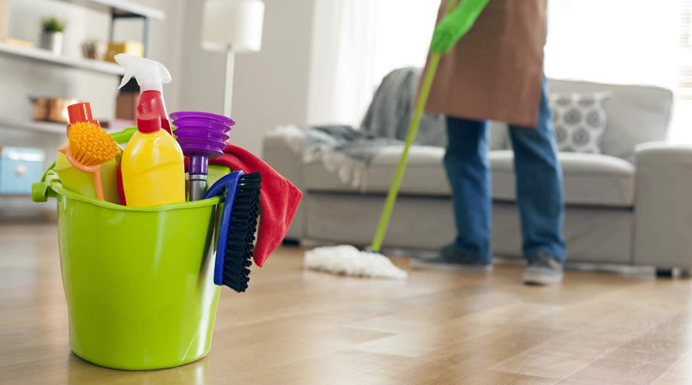 Four Things to Consider when Hiring a House Cleaning Company