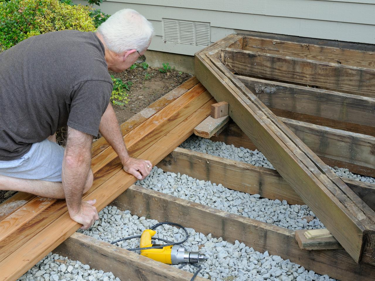 Make Your Home Spacious by Installing an Under Deck Drainage