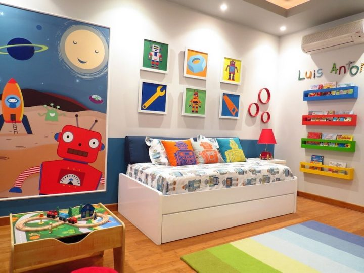 How to Design Your Kids Room?