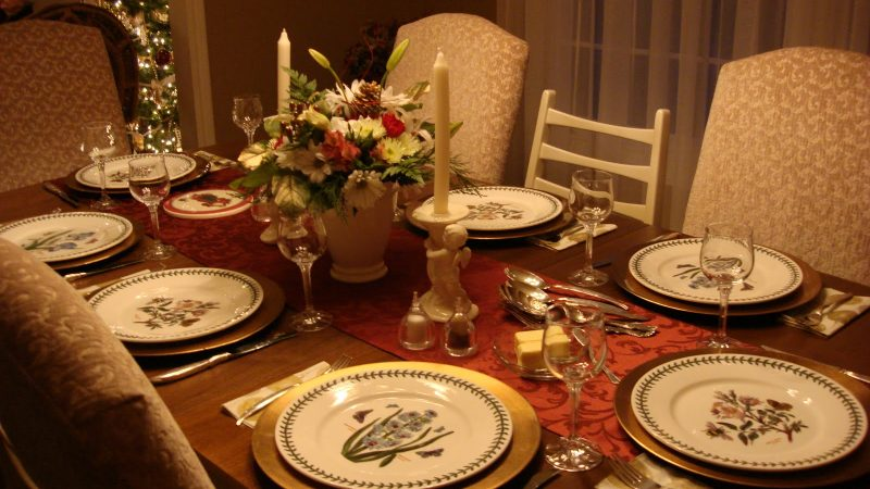 Dressing Your Dinner Table For The Fall: Follow These Easy Tips!