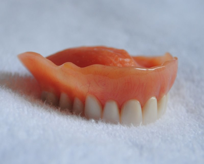 The Care That Your Dentures Need
